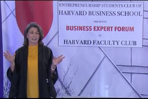 Janice Wilson Stridick-Harvard Faculty Club