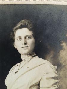Erma Rebecca Frederick c. 1910