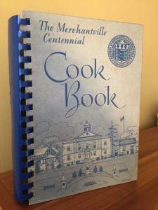 Merchantville Centennial Cookbook, 1974